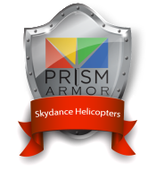 Skydance Helicopters PRISM Subscriber Logo
