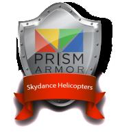 Skydance Helicopters PRISM Subscriber Logo